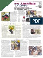 Hudson~Litchfield News 10-23-2015