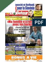 LE BUTEUR PDF du 20/03/2010