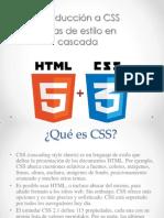 1-Intro CSS