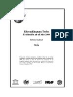 Educacion Para TodosEvaluacionChile2000