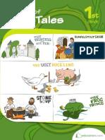 Feast Fairy Tales Workbook