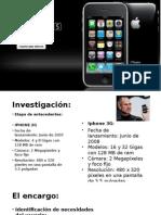 Diapositivas de iPhone 3