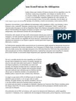 El Apogeo De Las Vans Económicas De AliExpress