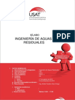Silabo Ing. Aguas Residuales Ing. Civil Ambiental 2015-II