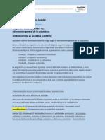 Documento Inicial Para Alumnos INDICACIONES