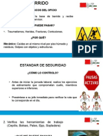 Capacitacion Barrido Rioaseo Agosto 2015