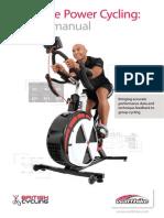 Wattbike Power Cycling Course Manual