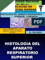 Expo -Histologia de Aparato Respiratorio