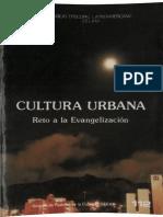 AA.vv. - Cultura Urbana. Reto Para La Evangelizacion - CELAM, Bogotá, 1989