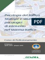 Brochure FP Psicologia Del Traffico 2013