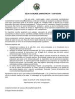 Comunicado a La EAC-UCV 28-09-2015VF