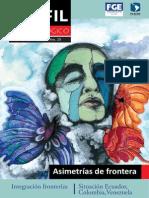 Asimetrías Fronterizas. Ecuador, Colombia y Venezuela.