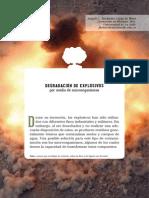 ambiental de armas de fuego