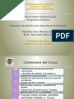 1-Presentación Estructuras Hidraulicas Especial Estructuras-2015