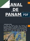 Canal de Panama INFORME