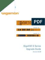 GigaVUE G Series Upgrade Guide v8.6.00