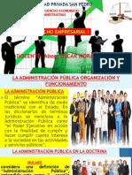 d.e La Adderechoinistracion Publica