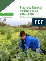 Welthungerhilfe Programa América Del Sur 2014-2016 - Web