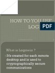HOW TO YOU USE LOGMEIN.pdf