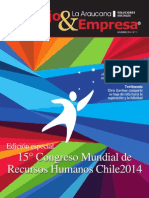 Revista Congreso Mundial Chile 2014