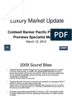 CBP Previews Luxury Market Meeting (3-12-10)
