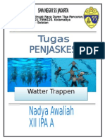 Penjaskes, Water Trappen