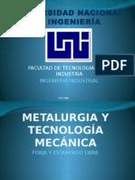 Presentación de Metales