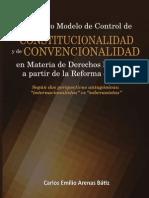 Control de Convencionalidad y Constitucionalidad Arenas Bátiz