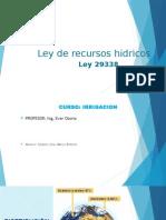 Ley de recursos hidricos ok FINAL.pptx