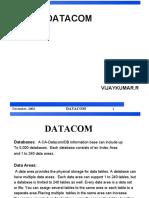 Datacom Presentation