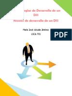 Metodologías de Desarrollo de Un DSS