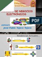 Modelos de Negocios Electrónicos