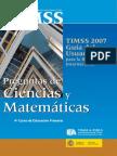 TIMSS Preguntas de Ciencias y Matematicas-PDF-R