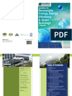 KeTTHA - Incentives for Renewable Energy, Energy Efficiency & Green Buildings in Malaysia