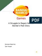Namco Bandai Business Report