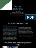 The Art of Despina