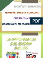IMPORTANCIA DEL INGLES.pptx