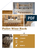 DIY Tutorial Pallet Wine Rack 1001Pallets Jean Christian Gambellin