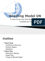 beasting model un