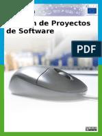 Gestion de Proyectos de Software CC by-SA 3.0