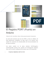 El Registro PORT
