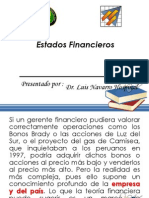3 Estados Financieros