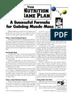 Gain Muscle Mass