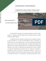 Caracterización Del Sistema Ambiental