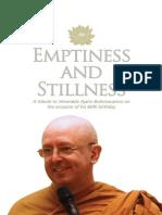Emptiness and Stillness_Ajahn Brahm
