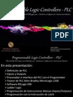 Principios de Plc Hardware Configuracic3b3n e Instrucciones Bc3a1sicas