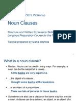 skills 9-10 noun clauses