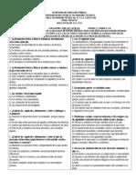 1o Examen Pacrcial FCyE 2 Oct 14