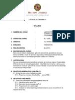 Syllabus Plc Lab Ele 2317l
