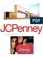 jcpenney brand audit